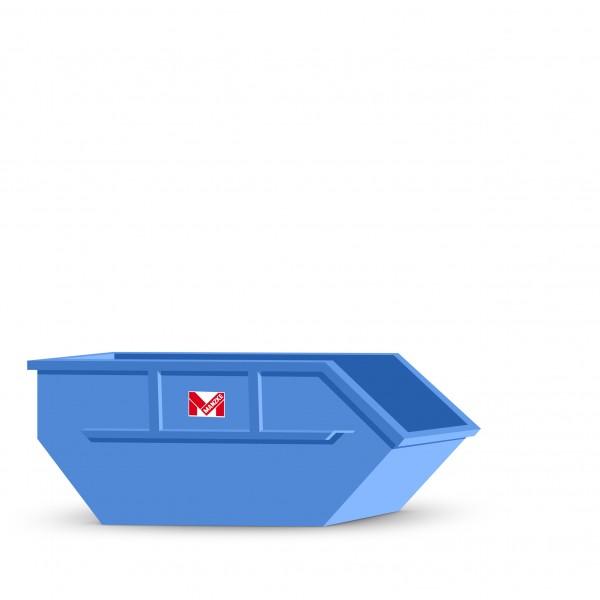 7 cbm Absetzcontainer für Bauschutt