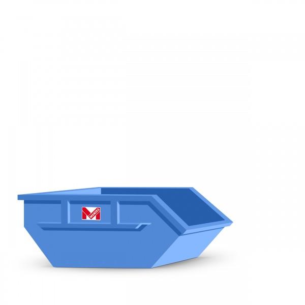 4 cbm Absetzcontainer für Baumischabfall