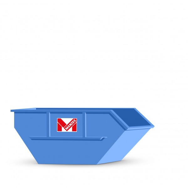 10 cbm Absetzcontainer für Grünschnitt