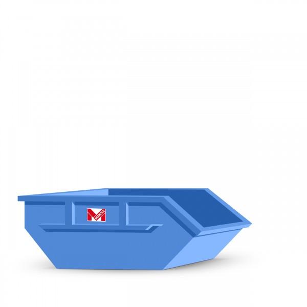 5 cbm Absetzcontainer für Bauschutt